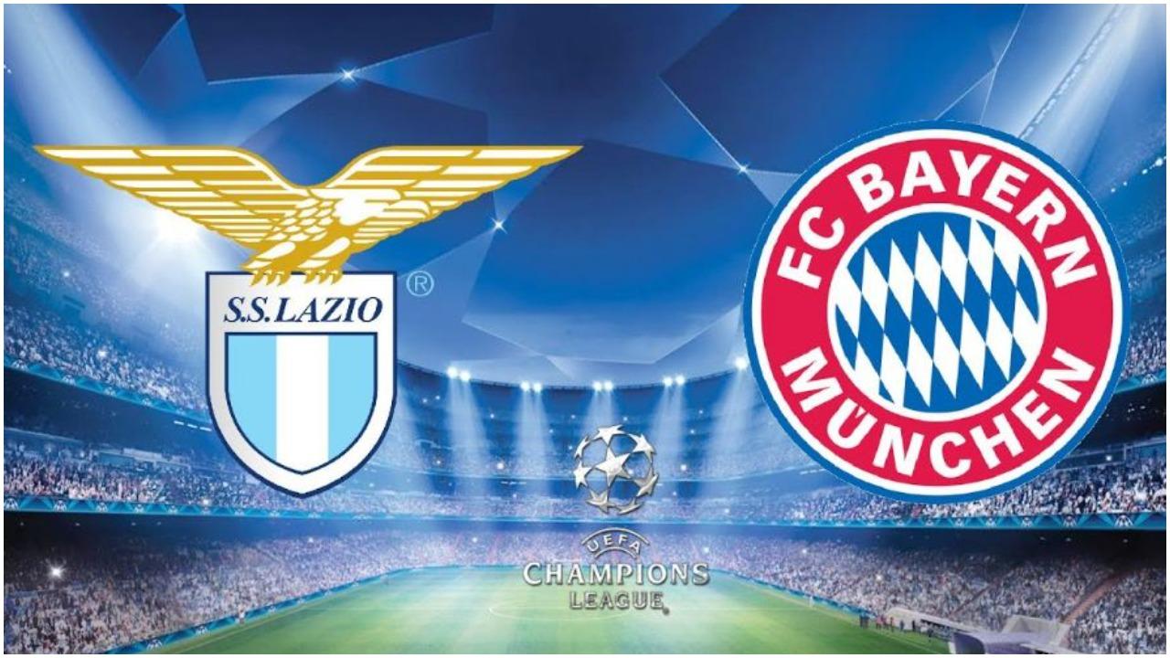 Lazio-Bayern